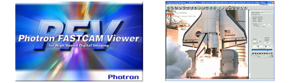 Photron FASTCAM Viewer